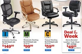 home depot black friday recliners huge office furniture sale on chairs desks and more at office depot