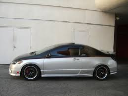 Honda Civic Si Two Door Honda Civic 2007 Paint Job Google Search Cars Pinterest