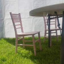 chair rentals pink kids chiavari chair rentals for children s events