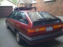 audi 5000 for sale 1986 audi audi 5000 cs turbo quattro avant manual 4 000 audi