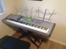 On Stage Keyboard Bench Music Gear Isackson Family Move Out Sale