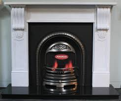 King Fireplace - king fireplaces victorian white marble fireplace
