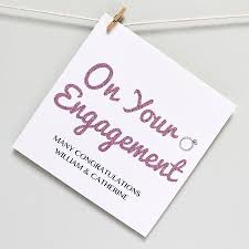 engagement congratulations card engagement congratulations greeting card martha brook
