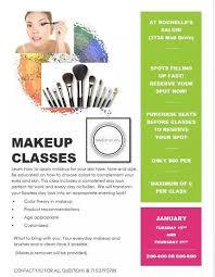 makeup classes milwaukee makeup classes at rochelle s salon spa eau