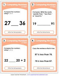 place value 2 digit numbers