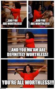 Oprah Meme You Get - oprah you get a car everybody gets a car memes imgflip