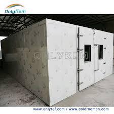 fabricant chambre froide fabricant chambre froide pour les fruits et légumes de stockage