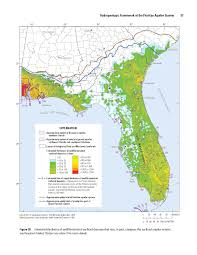 Florida And Georgia Map by 20150304 Digital Surfaces And Thicknesses Of Selected
