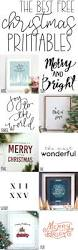 25 christmas printables ideas free christmas