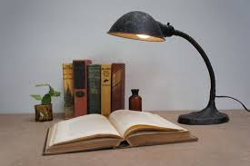 Desk Lamp With Magnifying Glass Industrial Desk Lamp With Magnifying Glass U2014 All Home Ideas And