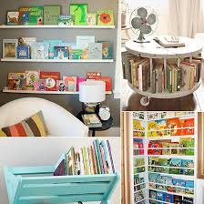 Bookcase Ideas For Kids 15 Unique Storage Solutions For Kids U0027 Books I Need To Do