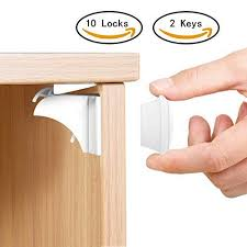 hidden magnetic cabinet locks baby proofing magnetic cabinet lock set sherry child safety locks