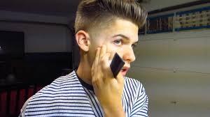 how to self bald taper tutorial side taper self haircut