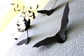 bats decoration u2013 made everyday