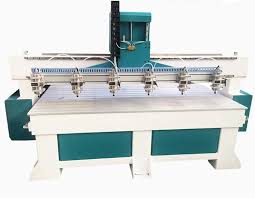 Used Wood Cnc Machines Uk by Jj Multi Spindle Cnc Router For Wood Carving Cnc Router Cnc