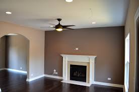 sherwin williams taupe new home in geneva traditional family room chicago by