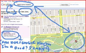 Google Map San Francisco by C U0027mon Google Maps U2013 Our Legion Of Honor Museum Is In San Joser