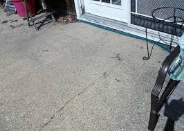How To Fix Cracks In Concrete Patio Shell Busey Repairing Cracks In Stucco Concrete Patio