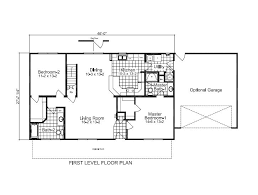 single story house plan one story house plans with mother in law suite floor plans with