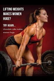 Woman Lifting Weights Meme - lose weight without gaining too much muscle salegoods pinterest