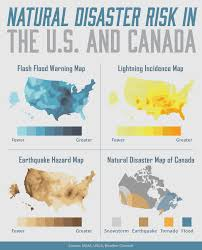 Weather Map North America by Natural Disaster Prep For Outdoors Enthusiasts Fix Com