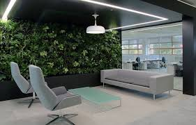 pictures for office walls green walls a cool design accent for offices with personality