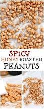 spicy honey roasted peanuts