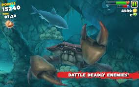 shark apk hungry shark evolution mod