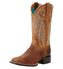 light colored cowgirl boots ariat round up light brown cowgirl boots 10018528 lammle s western