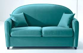 canapé convertible turquoise canape convertible 2 places cildt org