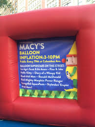 spongebob squarepants thanksgiving macy u0027s thanksgiving balloon inflation one of my absolute favorite