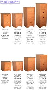 Unfinished Wood Filing Cabinet by Home Office U2013 Unfinished Furniture Mart