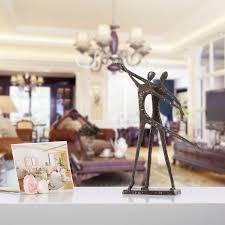 Lavender Home Decor Best And Cheap Bronzed Double Dance 2 Modern Dance Bronze