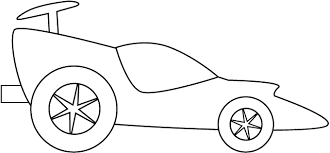 toy car coloring sheets alltoys