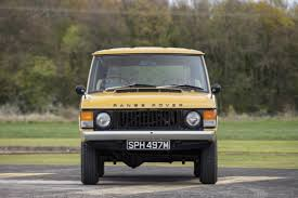 classic land rover for sale range rover classic two door