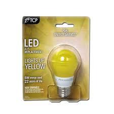 bug light light bulbs led yellow bug light 5 watt