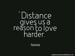 wedding quotes distance how do you when it s true distance relationship