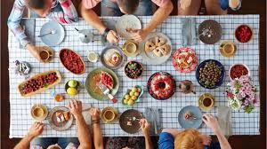 average american eats 4 500 calories on thanksgiving