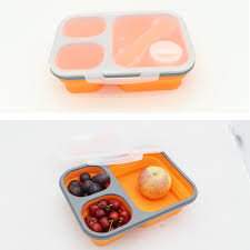 Lunch Storage Containers For Adults Silicone Food Container Silicone Bento Lunch Box Silicone Lunch Box
