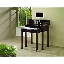Mainstays Writing Table Amazon Com Home Office Writing Desk In Hazelwood By Cardinal Hill