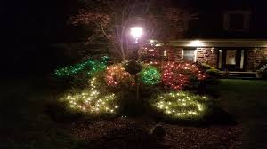 christmas in july music controlled light show youtube