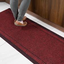 Cheap Runner Rug Concorde Hardwearing Long Red Runner Rug Buy Per Foot Kukoon