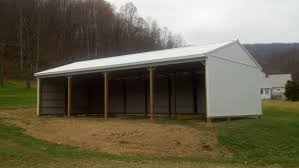 30x40x12 agricultural building in locust grove va azz09009