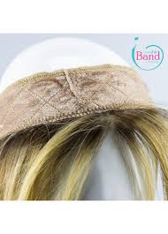 wig grips for women that have hair milano style iband grip lace band with hand sewn 10 inch hair with