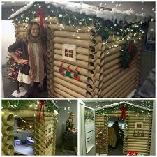 Decorate Office Cabin The Most Creative Ways To Decorate Your Office Cubicle For Christmas