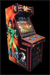 killer instinct arcade cabinet killer instinct 2 arcade games database