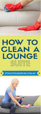 how to clean a lounge suite stay at home mum