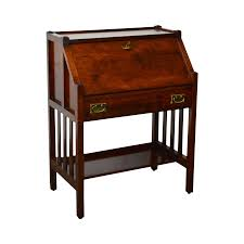 Mission Style Nightstand Vintage U0026 Used Mission Desks Chairish