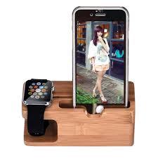 popular wood phone charging station buy cheap wood phone charging