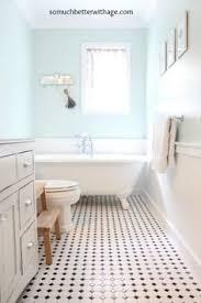 extraordinary antique bathroom tiles in modern home interior